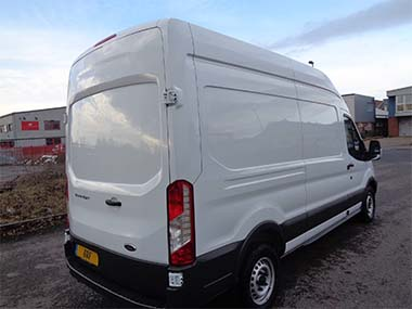 Lease or Buy Refrigerated and Freezer Vans - Grv4 Fridge Vans